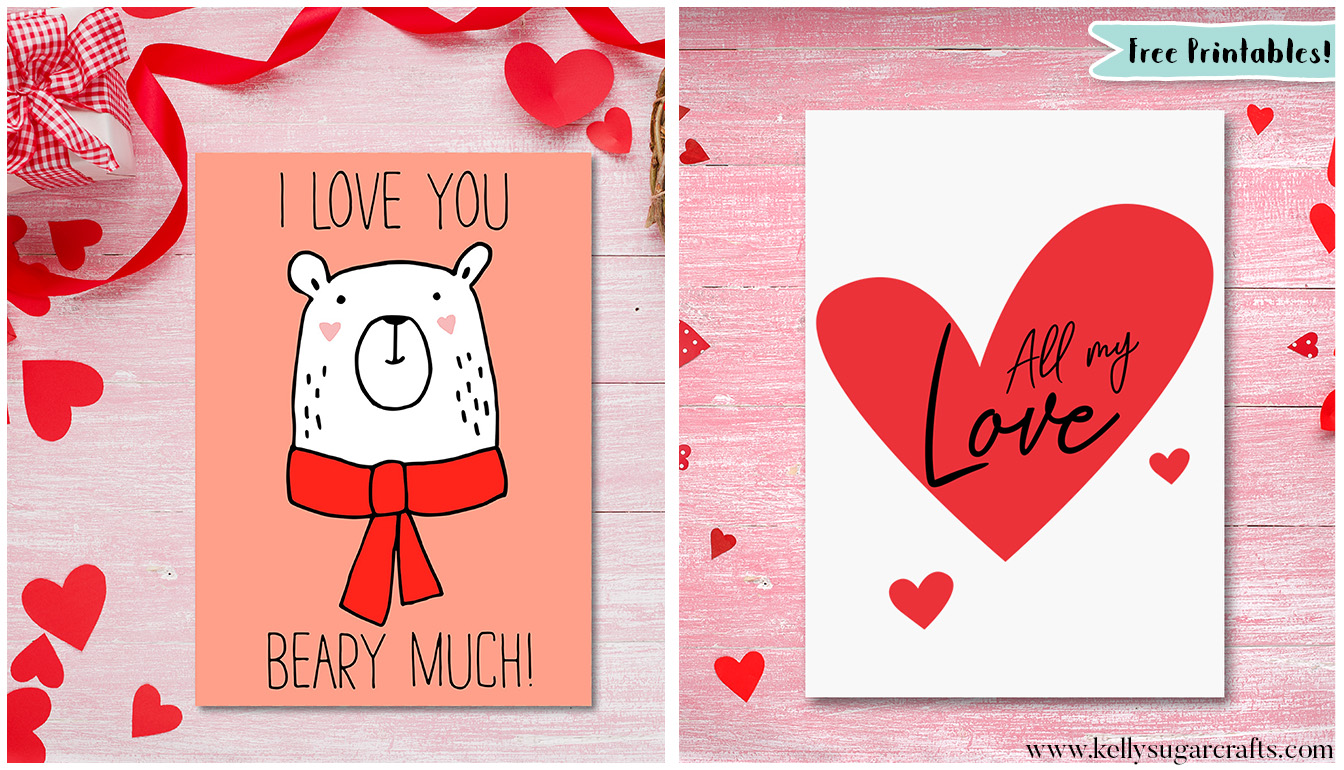 This is a graphic of Accomplished Valentines Printable Cards